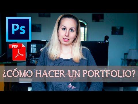 ¿Cómo crear un portfolio con PS?