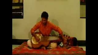 "MEDITATION GUITAR by Shariq Parvez Khan, "" MY MUSIC WITH MY CITY"", UDAIPUR, INDIA"