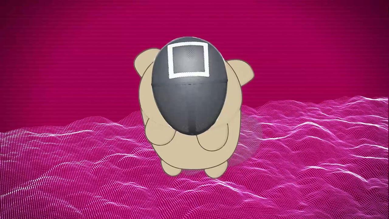 bear bear & friends - SQUID GAME