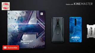 Redmi K20 Pro Marvel Hero Limited Edition Announced, Comes With an Iron Man-Themed Finish