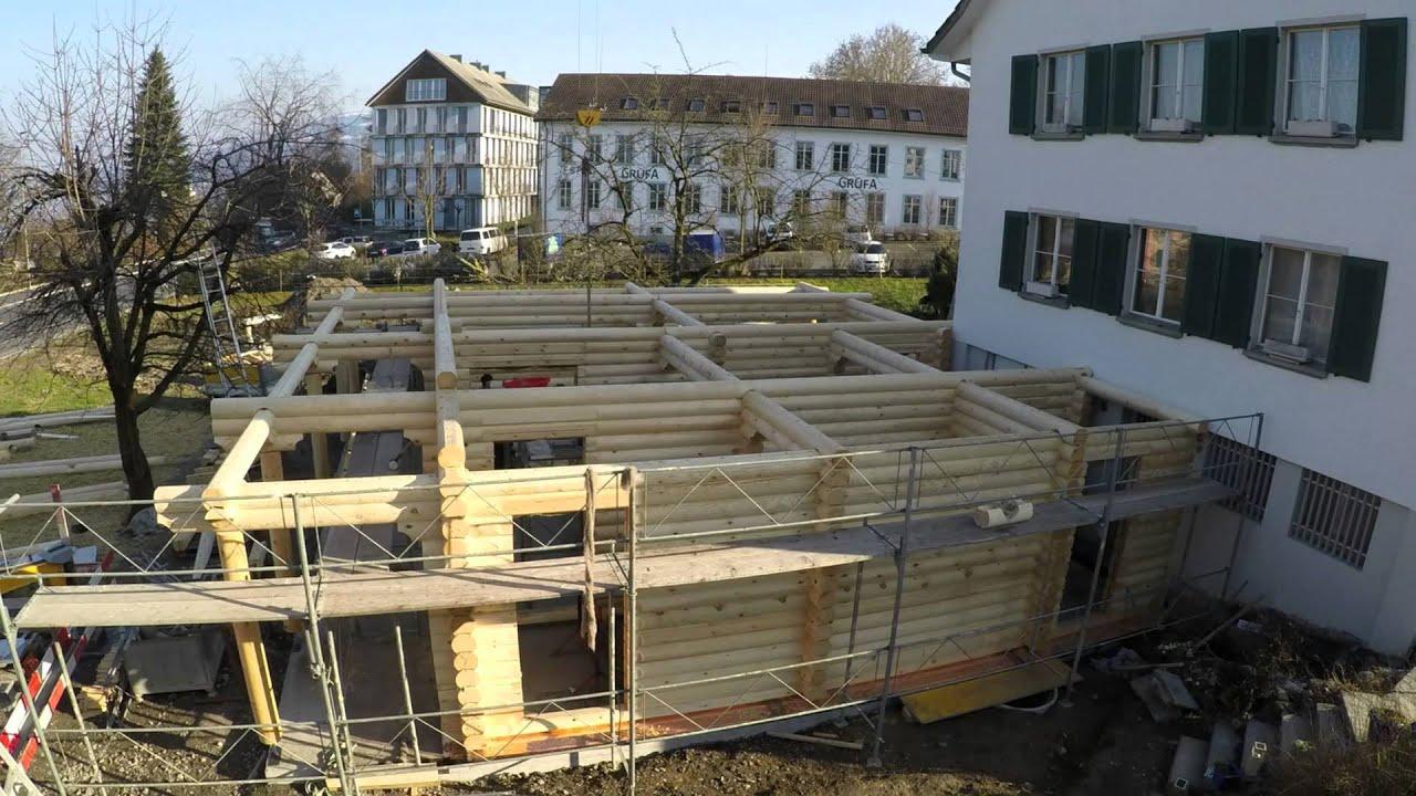 Wunderbar Thule Blockhaus Erfahrungen Das Beste Von Aufbau