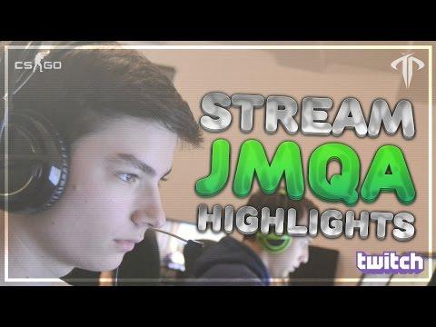CS:GO - jmqa   Stream Highlights