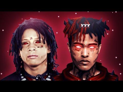 XXXTentacion & Trippie Redd - Uh Oh, Thots! (Remix)
