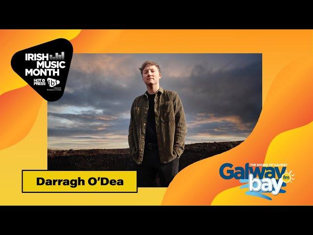 Irish Music Month - Darragh O'Dea - 'Split The Difference'