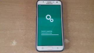Samsung Galaxy J7 got a new Software Update