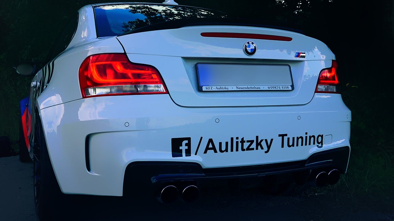 bmw 1er m sound coupe test aulitzky tuning. Black Bedroom Furniture Sets. Home Design Ideas
