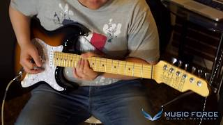 Baixar [MusicForce] James Tyler Japan Classic Model Demo - 'Goodbye Guiding Light' Burning Water Cover.
