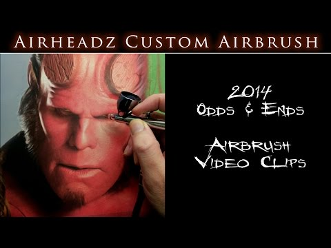 Odds & Ends Airbrush clips