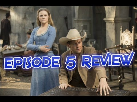 Did William Buy Westworld And Ford Is Punishing Dolores? Westworld Episode 5 Contrapasso Review