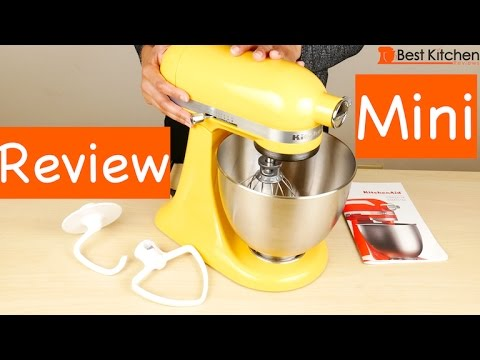 Kitchenaid Mini Review