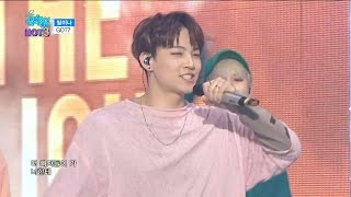 ... got7 #049 : had a 'see the light' comeback stage @show music core 20160326 :...