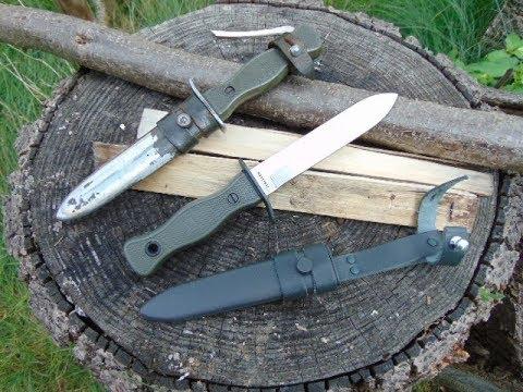 Mil-Tec BW Kampfmesser
