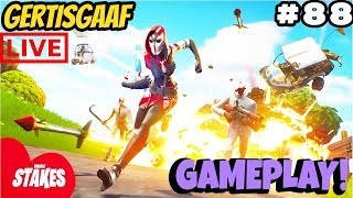 [GIG CLAN] THE GETAWAY DOEN + GIVEAWAY! #88 Livestream Fortnite Battle Royale
