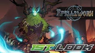 Spellsworn - First Look