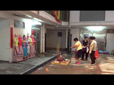 China Daily Asia Video: Hungry ghost festival