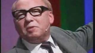 Hans-Joachim Heist als Heinz Erhardt