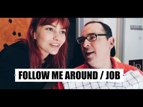 FOLLOW ME AROUND / HAMBURG / JOB