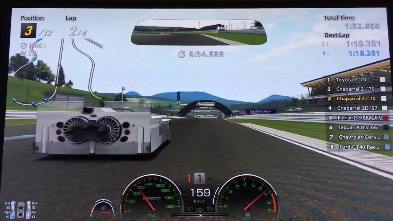 Gran turismo 6 gt6 gameplay historic racing car cup 02 apricot hill raceway 2j 70 gold