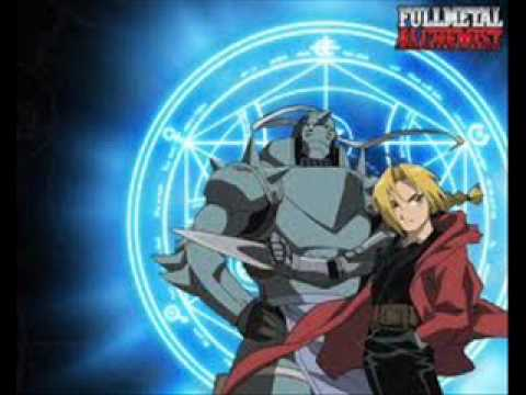 FullMetal Alchemist-Ray Of Light Theme(5th ED)