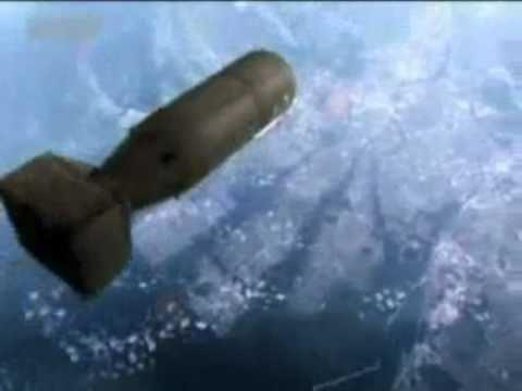 Hiroshima Bomb detonation