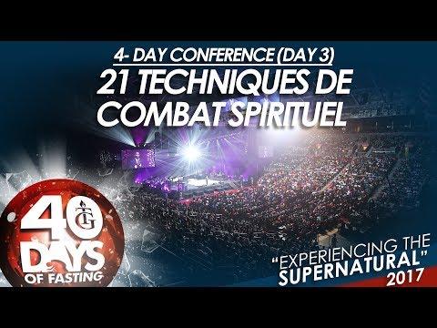 Pasteur Gregory Toussaint   4-DAY Conférence 2017 (Day 3) I 21 Techniques de Combat Spirituel