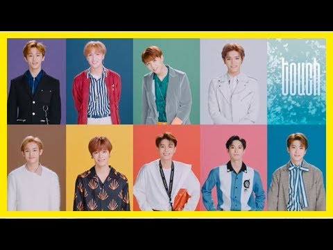 """Watch: NCT 127 Serenades You In Sweet """"Touch"""" MV"""