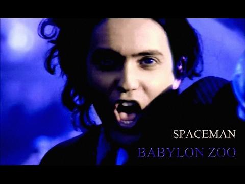 BABYLON ZOO ◊  SPACEMAN ( Official Video )