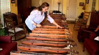 Sound Comparison Of Various Mountain Dulcimers