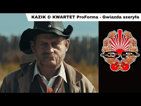 Gwiazda szeryfa - KWARTET ProForma