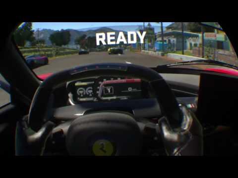 whippy31's La Ferrari driveclub VR