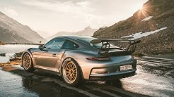 PORSCHE 911 GT3 RS | EVENING ON THE SUSTEN PASS