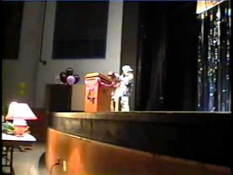 Delta Sigma Pi Longwood Womanless Beauty Pageant Spring 1997
