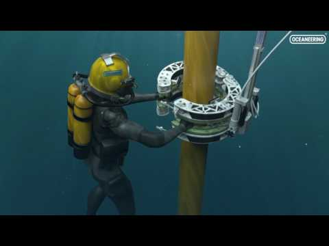 Oceaneering Subsea Pipeline Inspection using Ultrasound - Trident