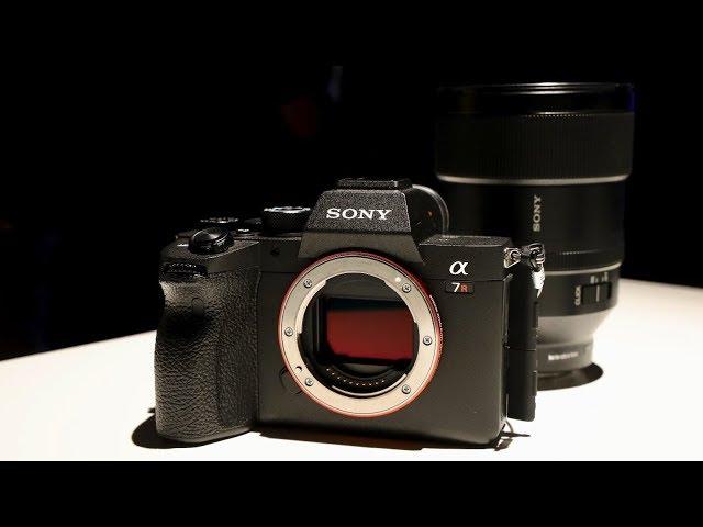 Sony a7R IV. Первое знакомство | Gordon Laing русская озвучка