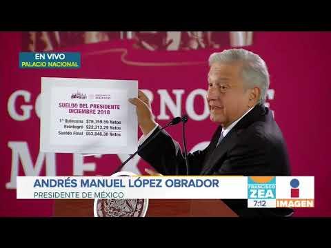 López Obrador recibe su primer quincena como presidente de México | Noticias con Zea