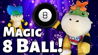 Bowser Junior's Magic 8 Ball! - Super Mario Richie