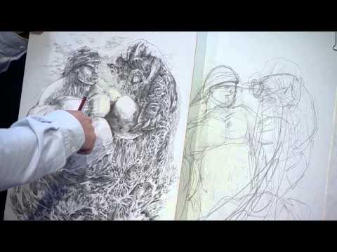 Illustrating creativity   Dylan Coburn   TEDxWellington