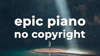 💪 Orchestral Trailer Piano Music (No Copyright) The Epic Hero by @Keys of Moon Music 🇺🇸
