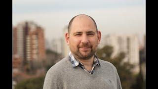 Pablo Shmerkin - Premio Estímulo 2018 en Matemática