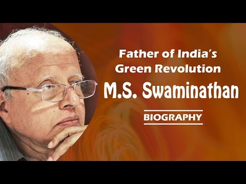 Top 10 facts about Father of Green Revolution MS Swaminathan