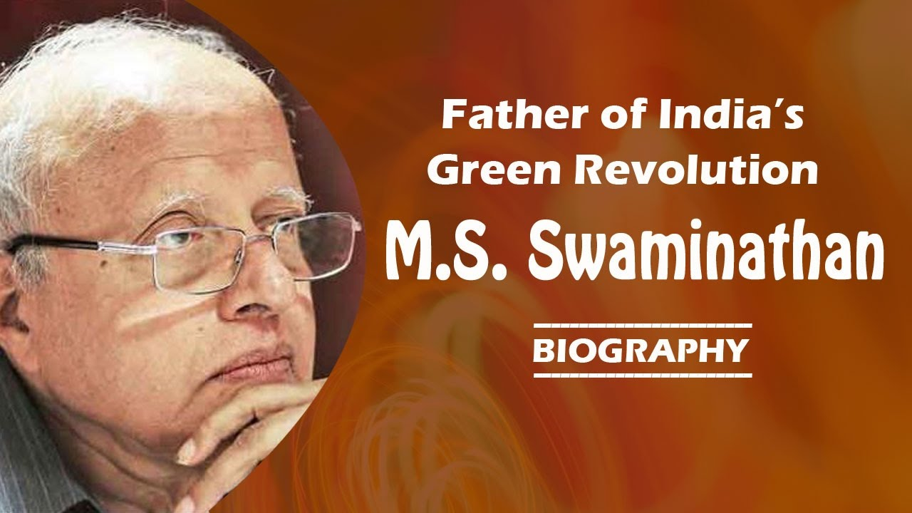 Top 10 Facts About Father Of Green Revolution Ms