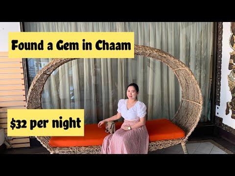 GOLDEN BEACH HOTEL CHAAM THAILAND