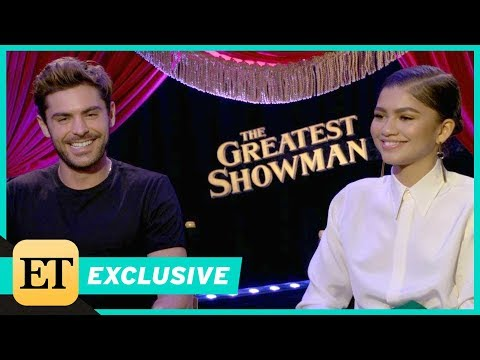 Zac Efron and Zendaya on Their 'Electric' On-Screen Kiss and Disney Past (Exclusive)