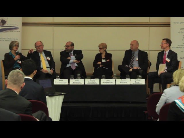 WITA TPP Series: New Rules & Disciplines - Q&A 1/14/16