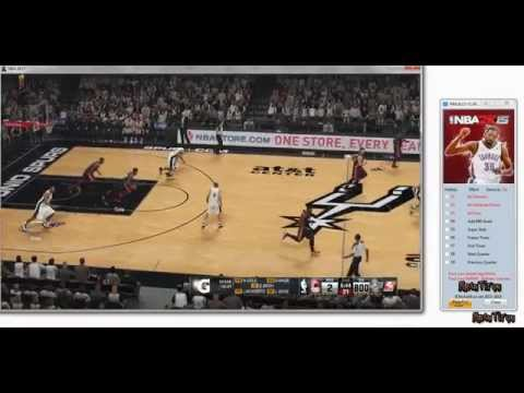 Cheat NBA 2K15