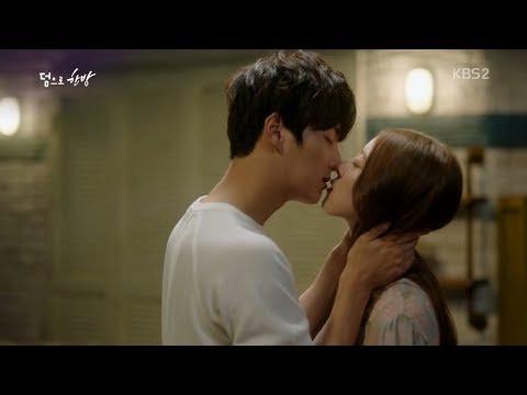 The Best Hit- Hyun Jae.x.Woo Seung- Scene Kiss And Love (Kara-Sub Ita)