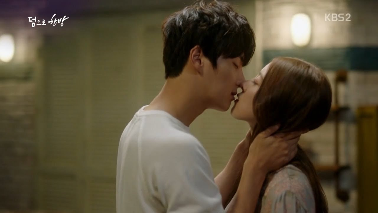 Woo Seung- Scene Kiss and Love (Kara-Sub Ita)