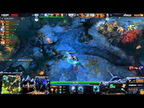 EG vs VG - DAC 2015 - UB - Finals - G1
