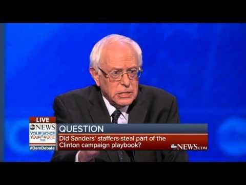 New Hampshire  The Democrats Debate 12 19 2015