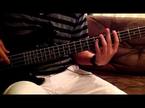 Olympic Ayres Magic  -  Bass Cover
